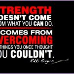 4  Fitness Quotes for Men
