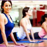 4  Fitness Yoga