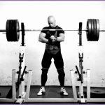 8 Powerlifting Background