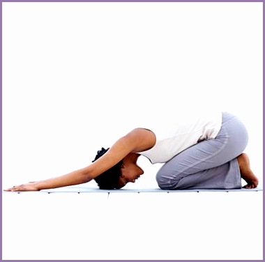 8 yoga childs pose  work out picture media  work out