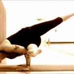 7 Yoga Crow Pose