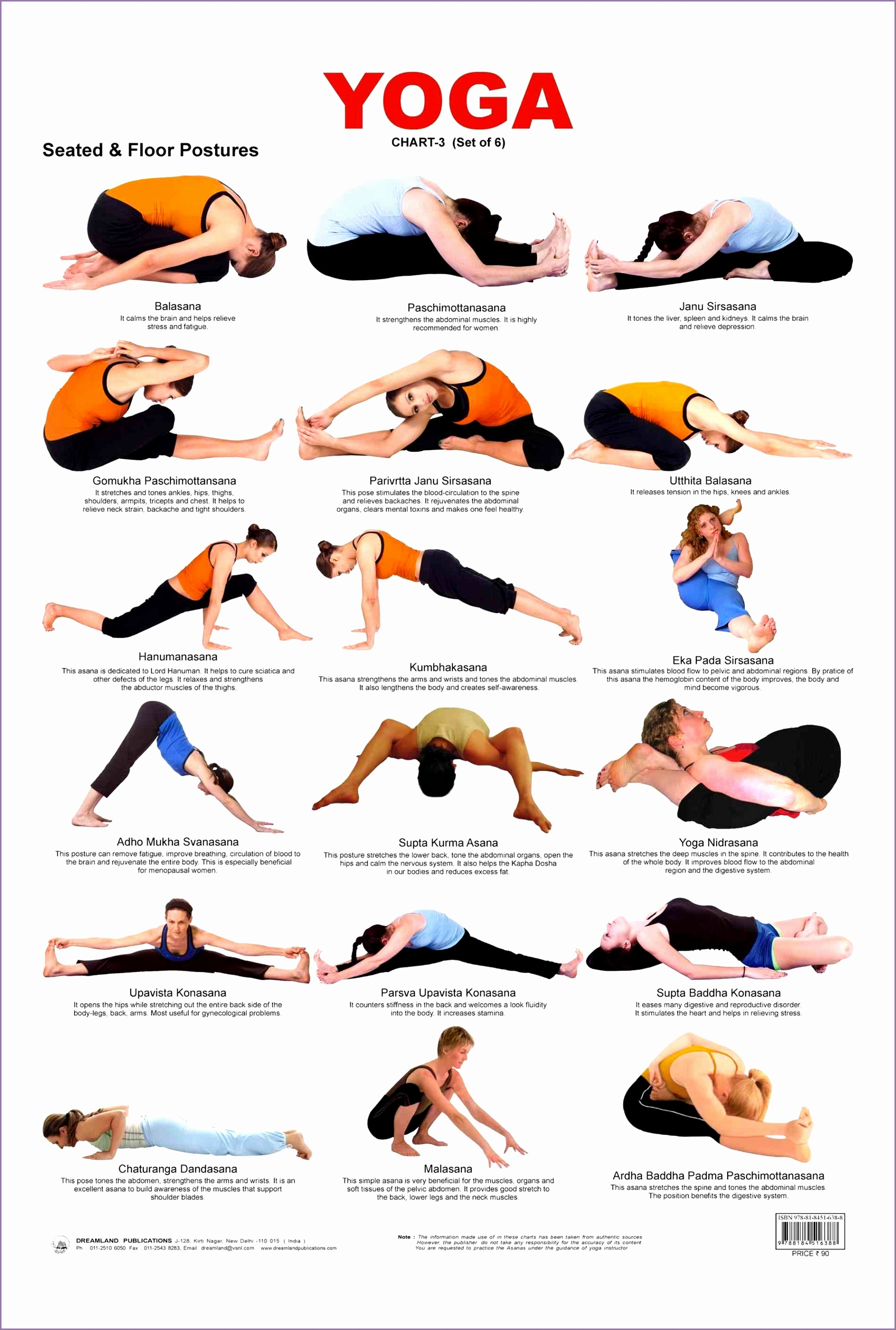 Yoga Positions In Hindi