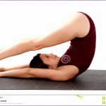 5  Yoga Plough Pose