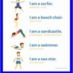 5  Yoga Poses Posters