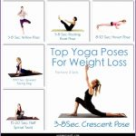 5  Yoga Poses to Lose Weight