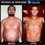 6 Fitness Inspiration before after Men
