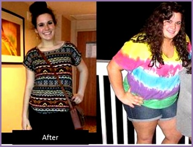 5 weight loss before and after stomach teens  work out