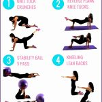 4 Best Workout for Stomach Fat