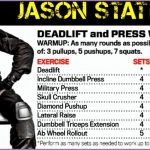 Deadlift Workouts