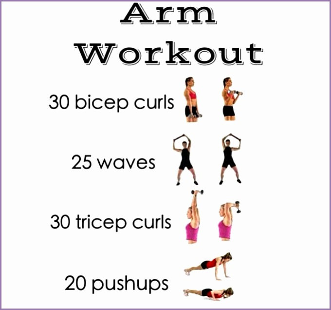 7 intense arm workout - work out picture media