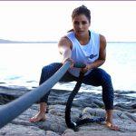 4 Jackie Crossfit Workout