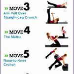 6 Lower Ab Workout for Women