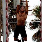Zac Efron Workout Baywatch