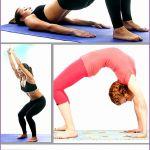 5 asana Yoga Poses