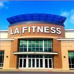 8 La Fitness Building