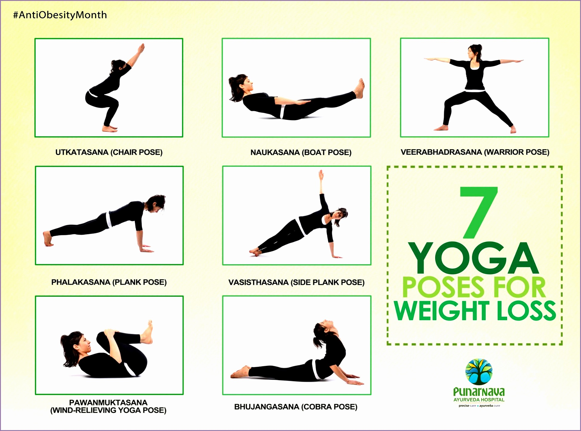 6 Yoga for Weight Loss - Work Out Picture Media - Work Out ...